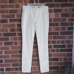 NWOT Anthropologie Pilco and the letterpress pants